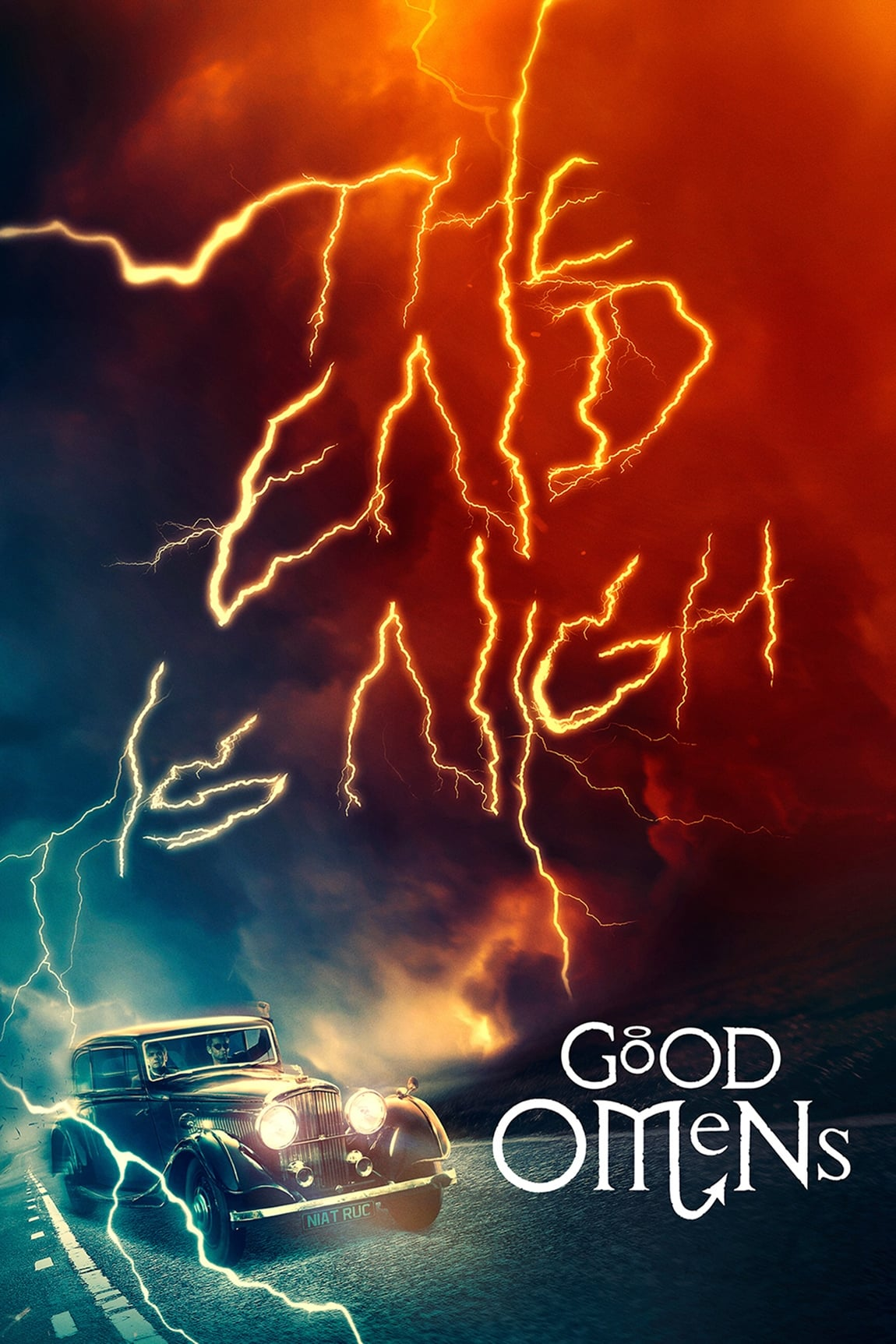 watch Good Omens series 2019 online free