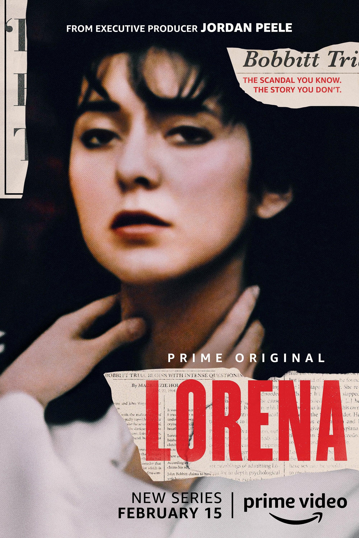 Lorena 1ª Temporada poster, capa, cartaz