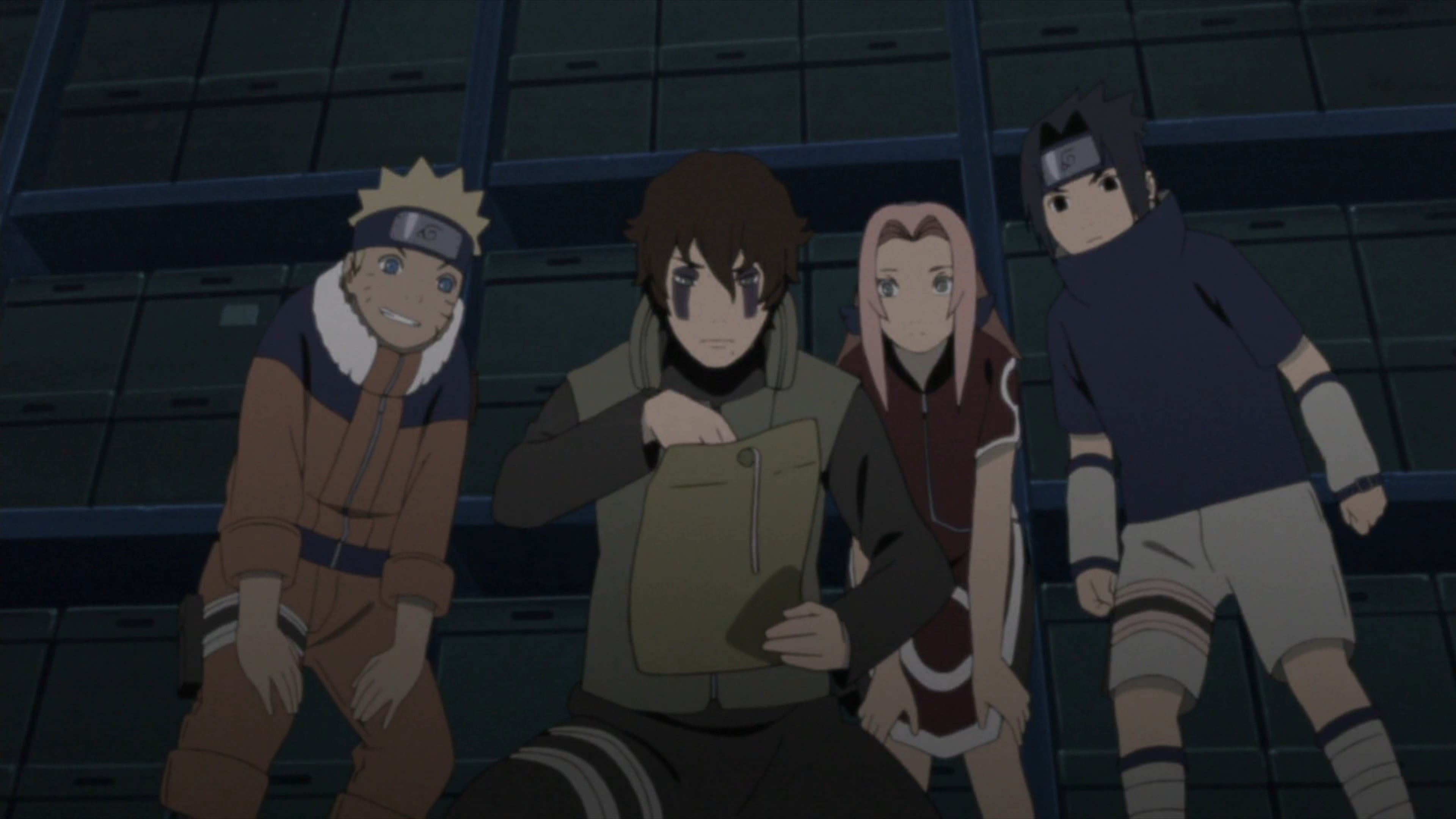 Naruto Shippūden Season 20 :Episode 469  A Special Mission
