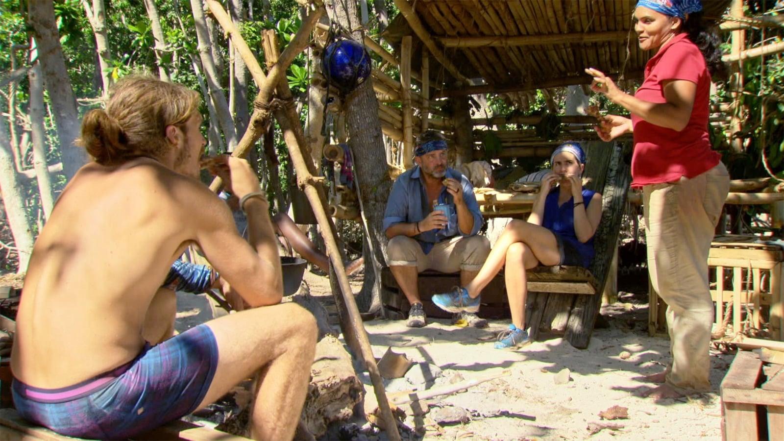Survivor Season 34 :Episode 3  The Tables Have Turned