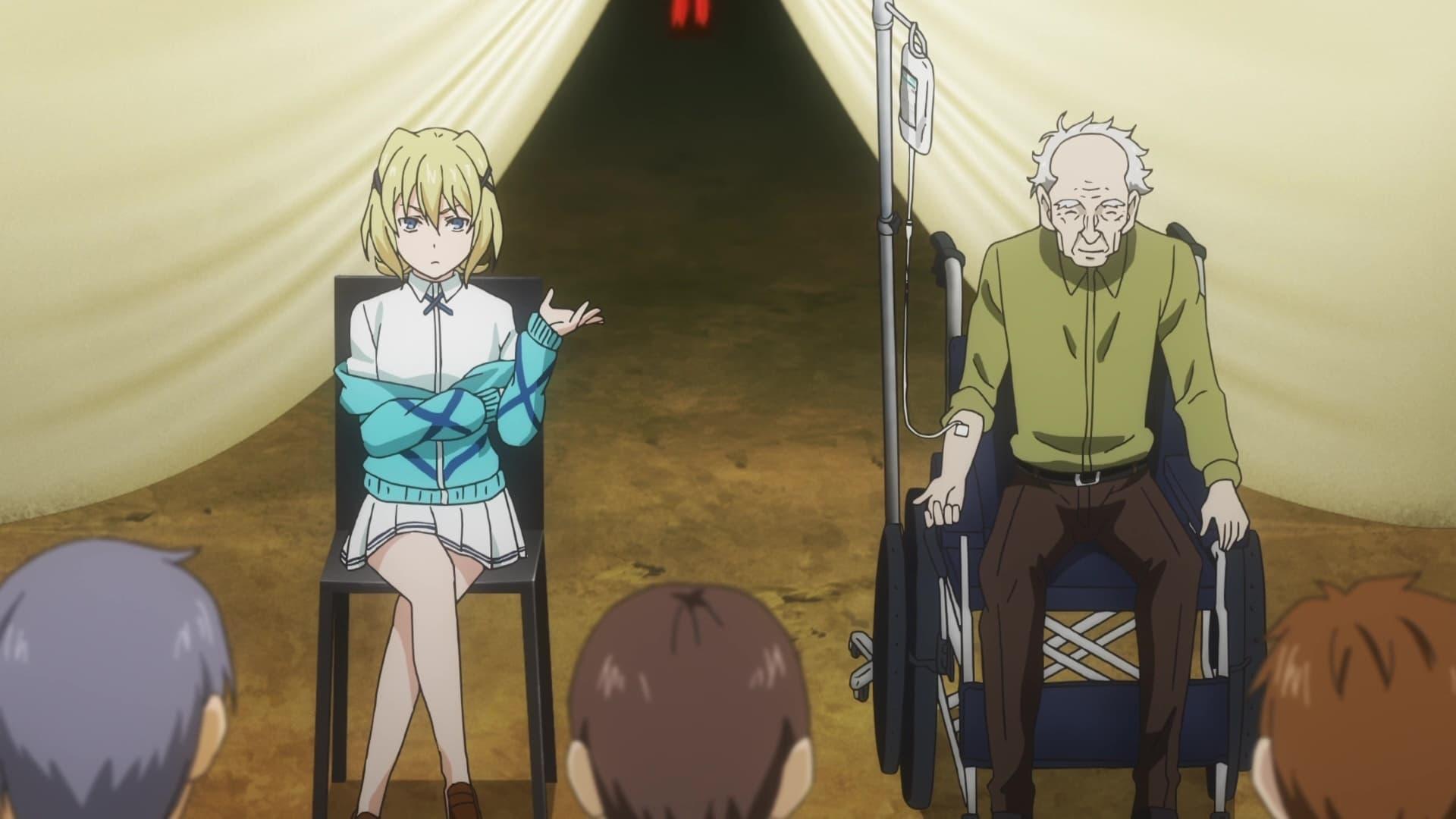 Food Wars! Shokugeki no Soma Season 5 :Episode 4  The Last Supper