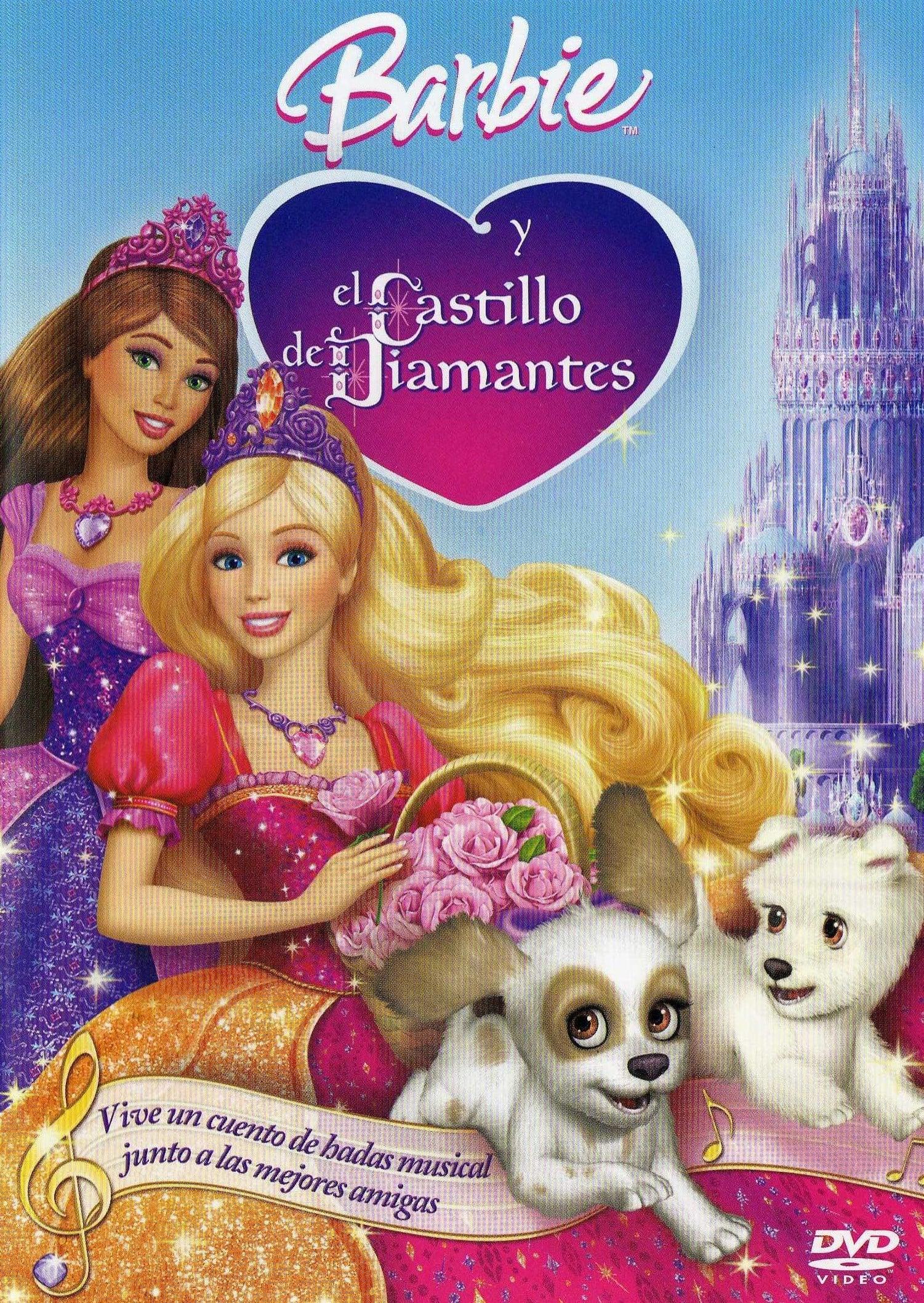 Watch Barbie and the Diamond Castle (2008) Full Movie Online Free - CineFOX