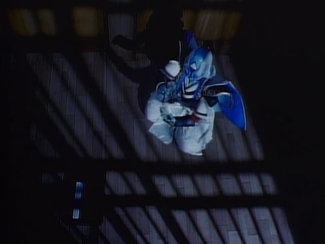 Super Sentai Season 22 :Episode 24  Budo's Determination