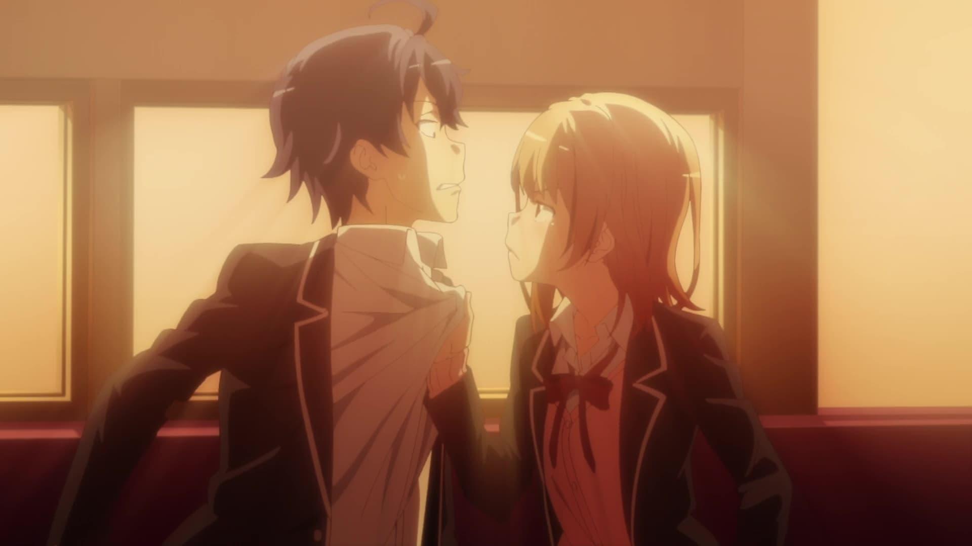My Teen Romantic Comedy SNAFU Season 3 :Episode 5  Shizuka Hiratsuka Deeply Longs for the Days Past