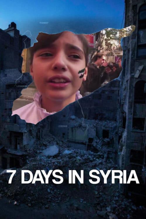 Ver 7 Days in Syria Online HD Español (2015)
