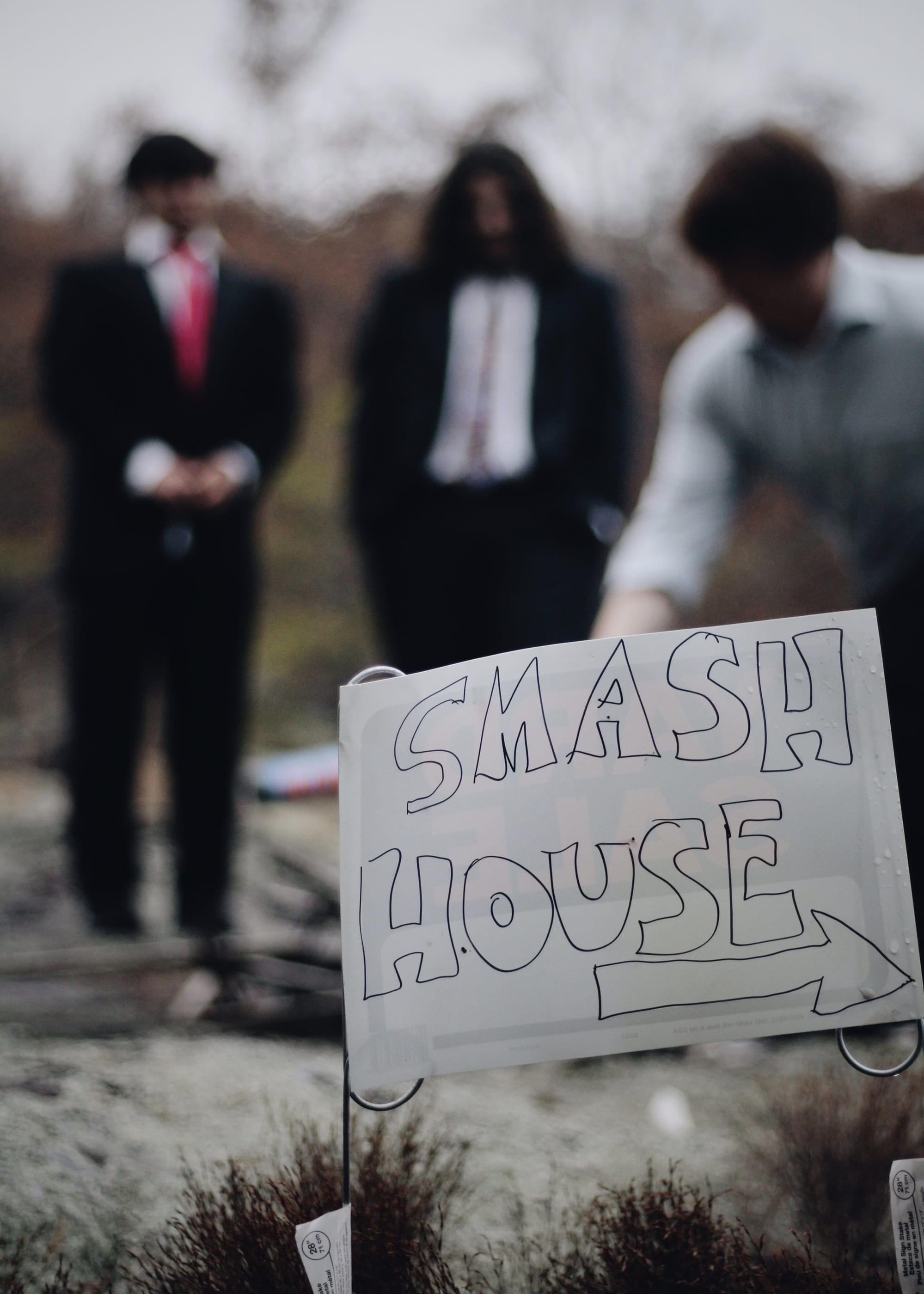Smash House (2017)