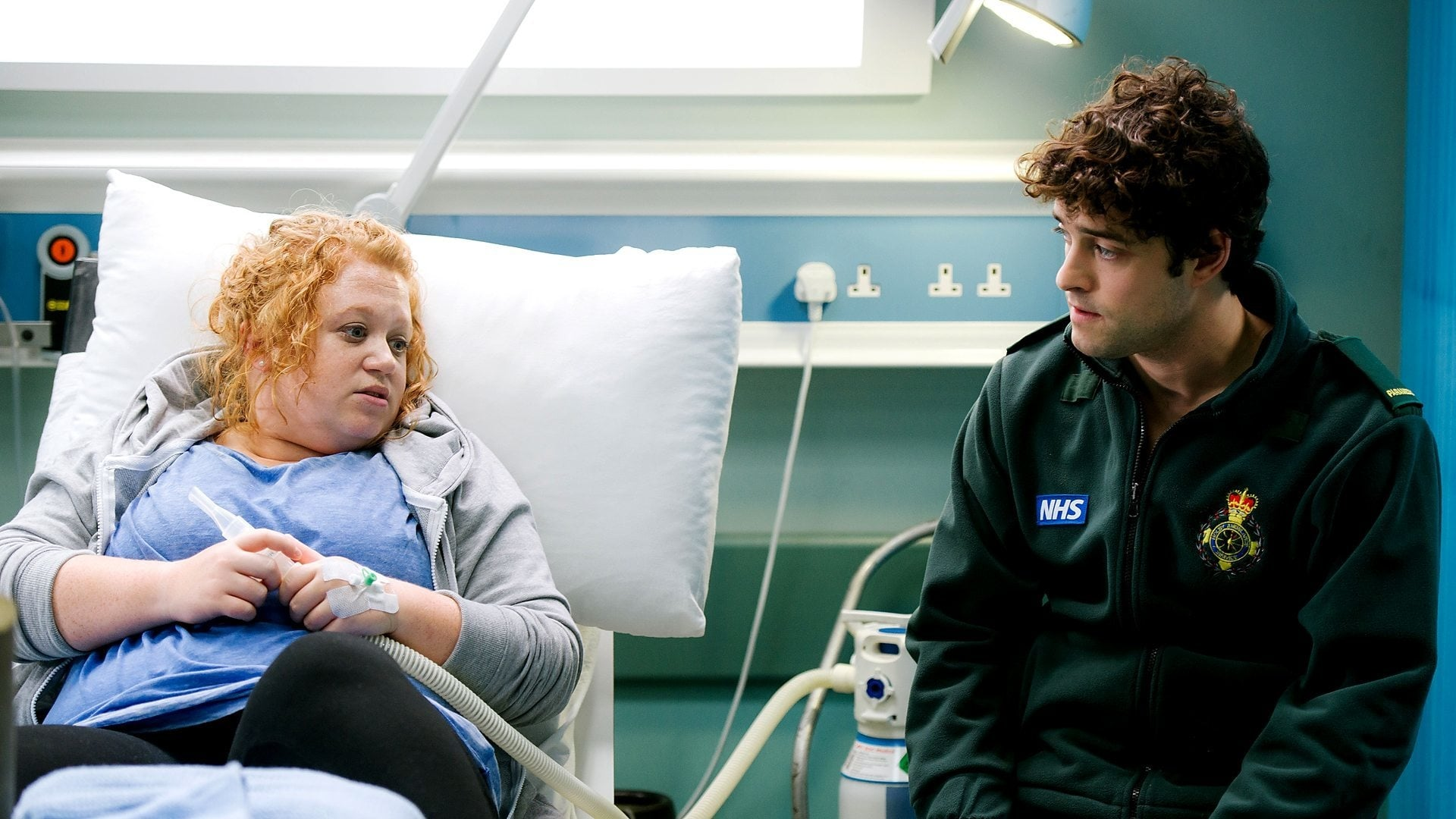 Casualty Season 28 :Episode 27  The Last Chance Saloon