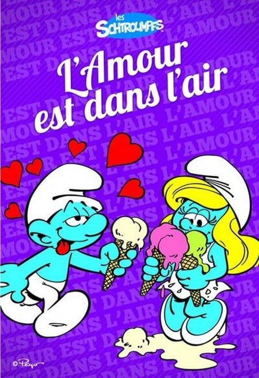 Les Schtroumpfs : L'Amour est dans l'air (2013)