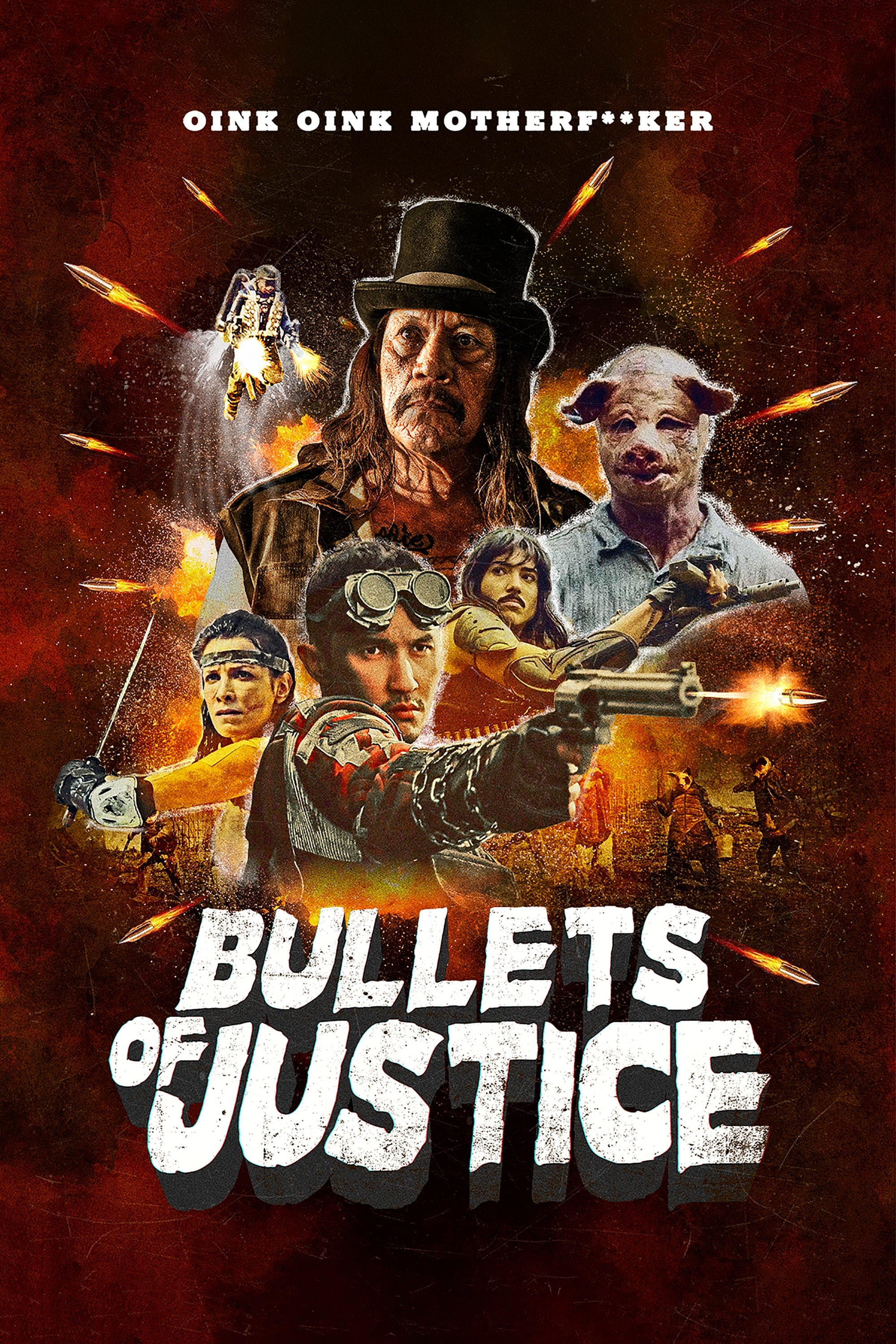 Bullets of Justice Legendado