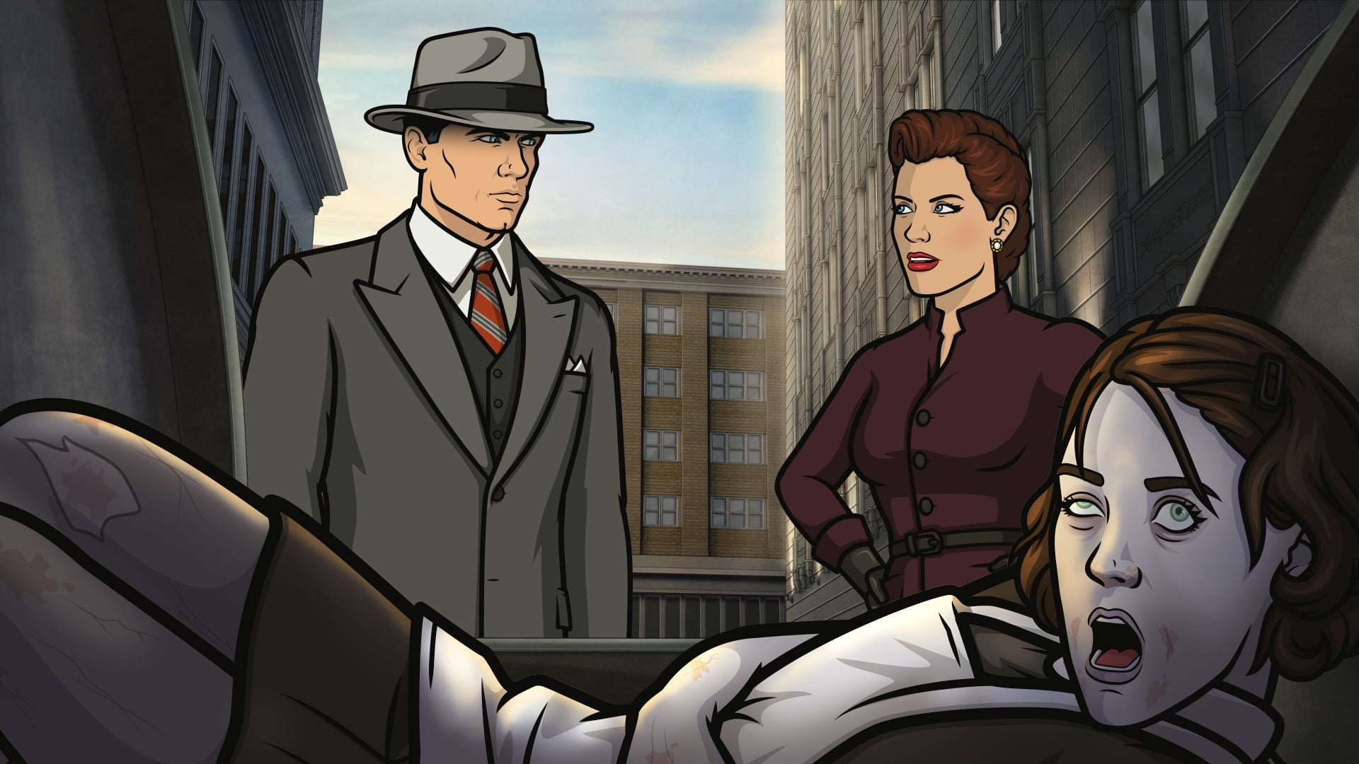 Archer Season 8 :Episode 2  Berenice