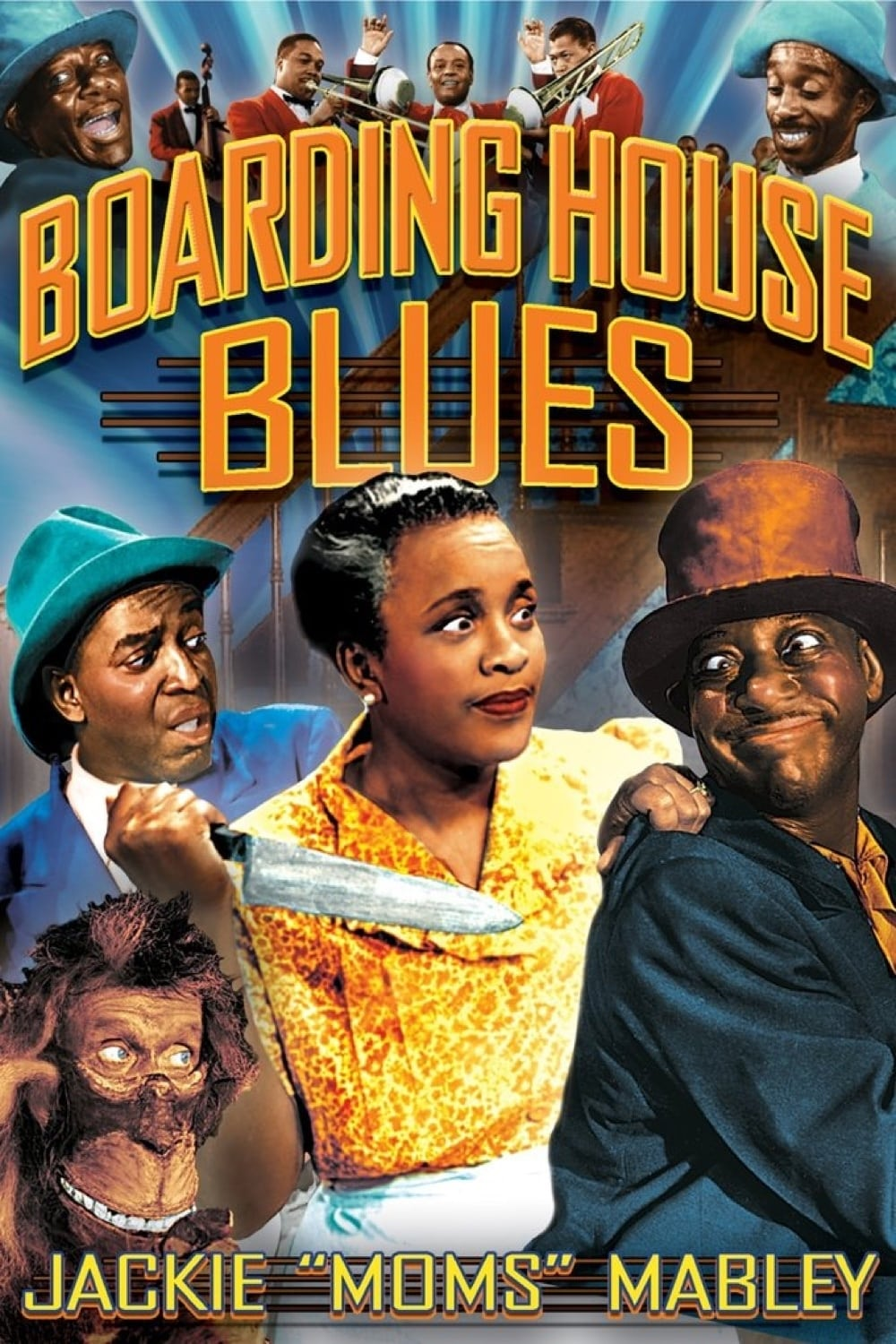 Boarding House Blues on FREECABLE TV