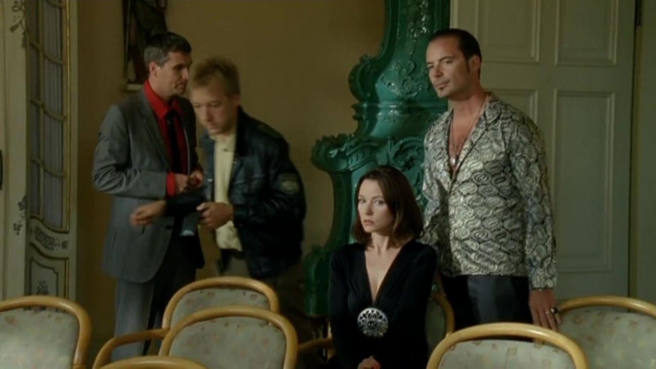 Die Rosenheim-Cops Season 12 :Episode 29  Die Tote in der Kiste