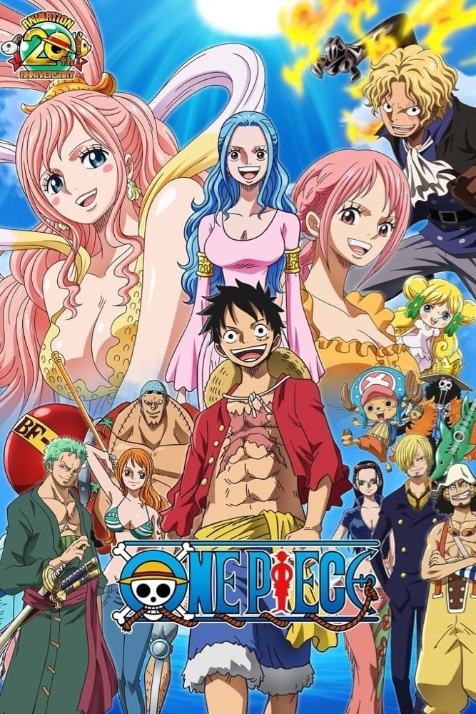 One Piece Impel Down & Marineford Arc