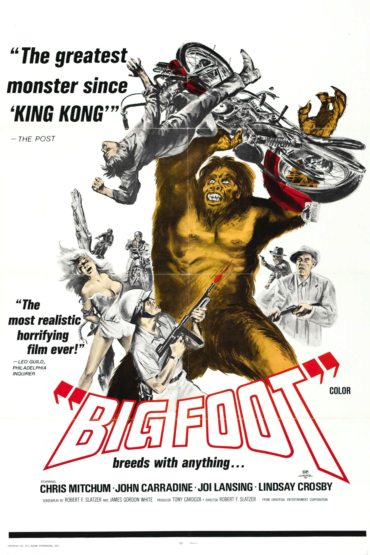 Bigfoot on FREECABLE TV
