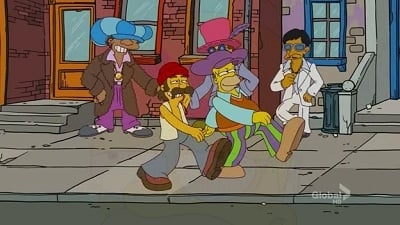 The Simpsons Season 22 :Episode 16  A Midsummer's Nice Dream