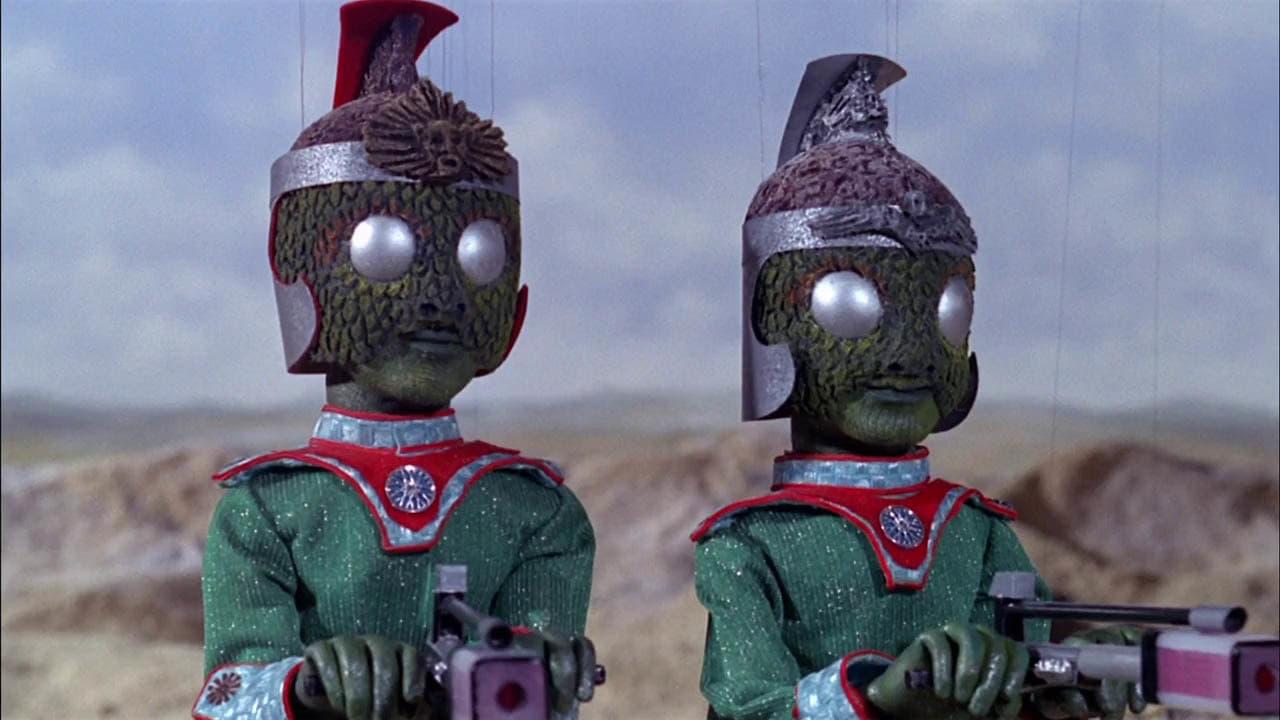 Thunderbirds Season 1 :Episode 24  Martian Invasion