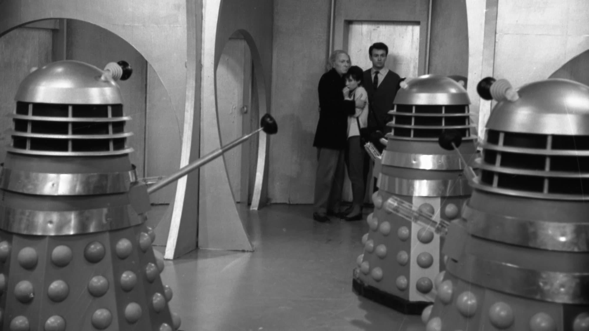 Doctor Who Season 1 :Episode 6  The Survivors