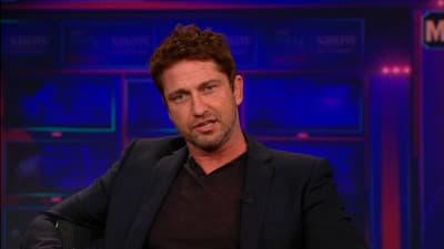 The Daily Show with Trevor Noah Season 18 :Episode 14  Gerard Butler
