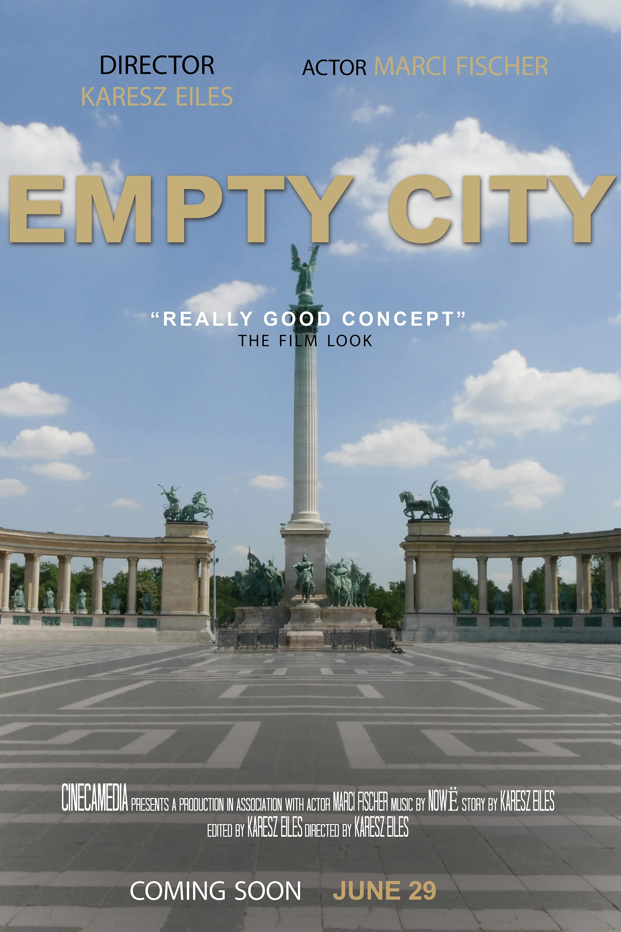 Ver EMPTY CITY Online HD Español ()