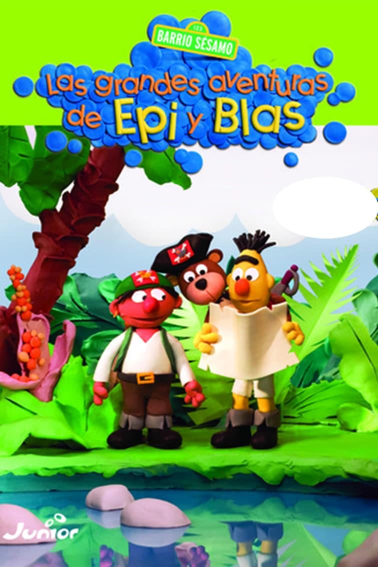 Las grandes aventuras de Epi y Blas (2008)
