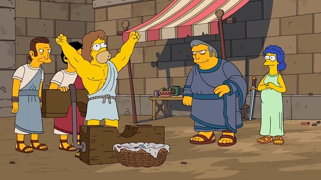 The Simpsons Season 32 :Episode 2  I, Carumbus