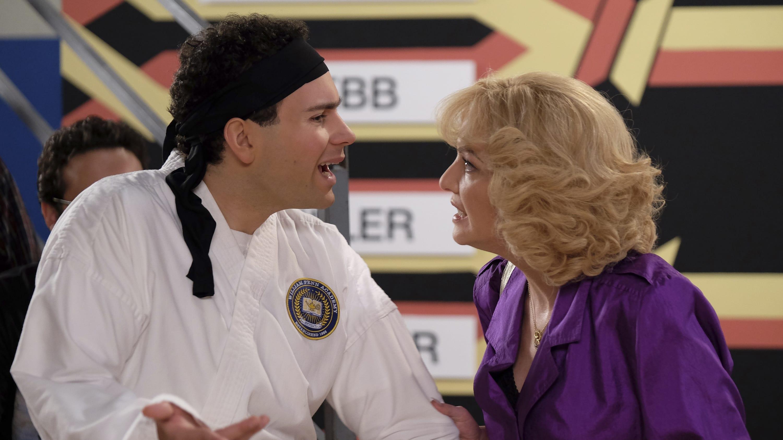 The Goldbergs Season 4 :Episode 16  The Kara-te Kid