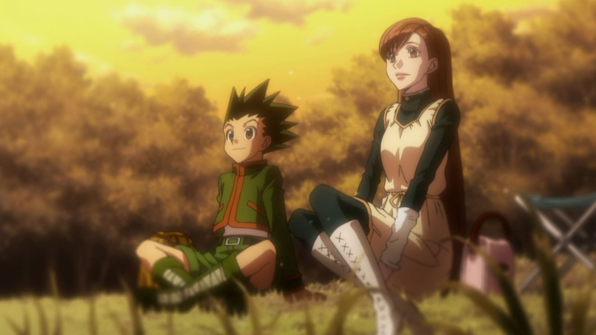 Hunter x Hunter Season 2 :Episode 31  Date x With x Palm