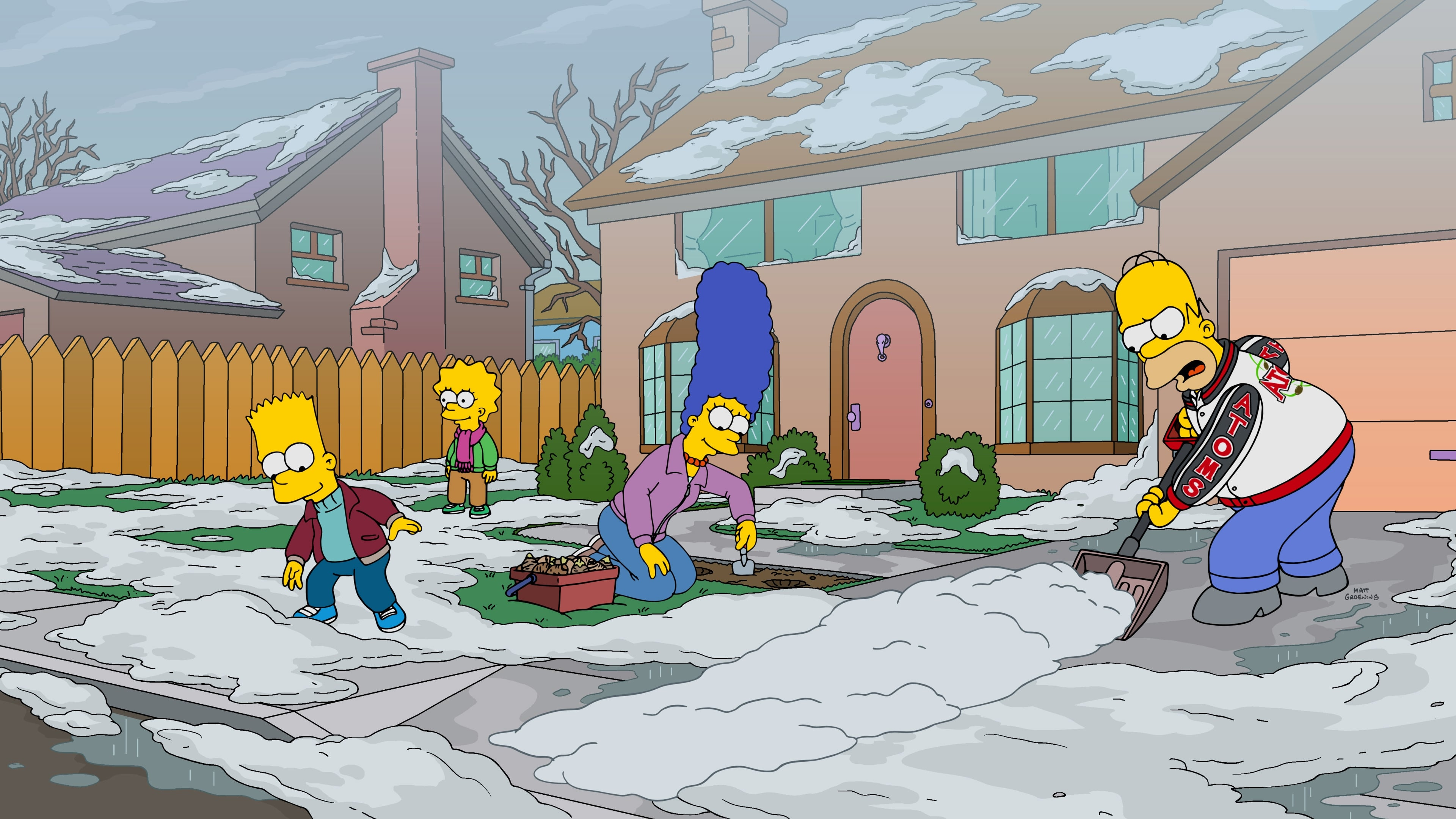 The Simpsons - Season 31 Episode 2 : Go Big or Go Homer