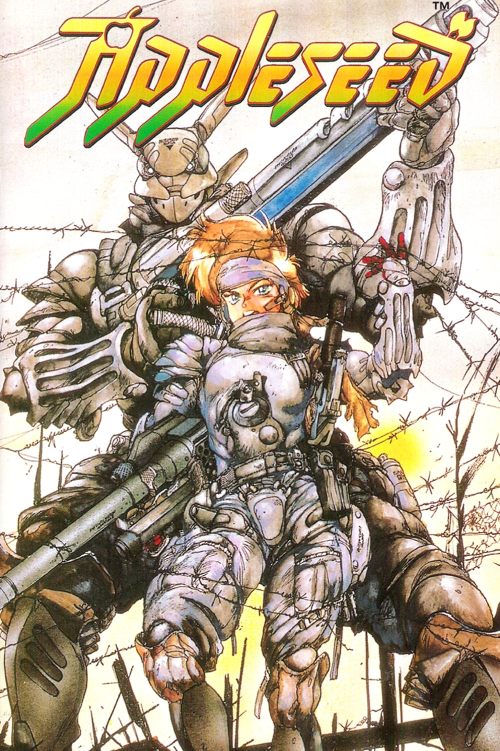 Appleseed Film