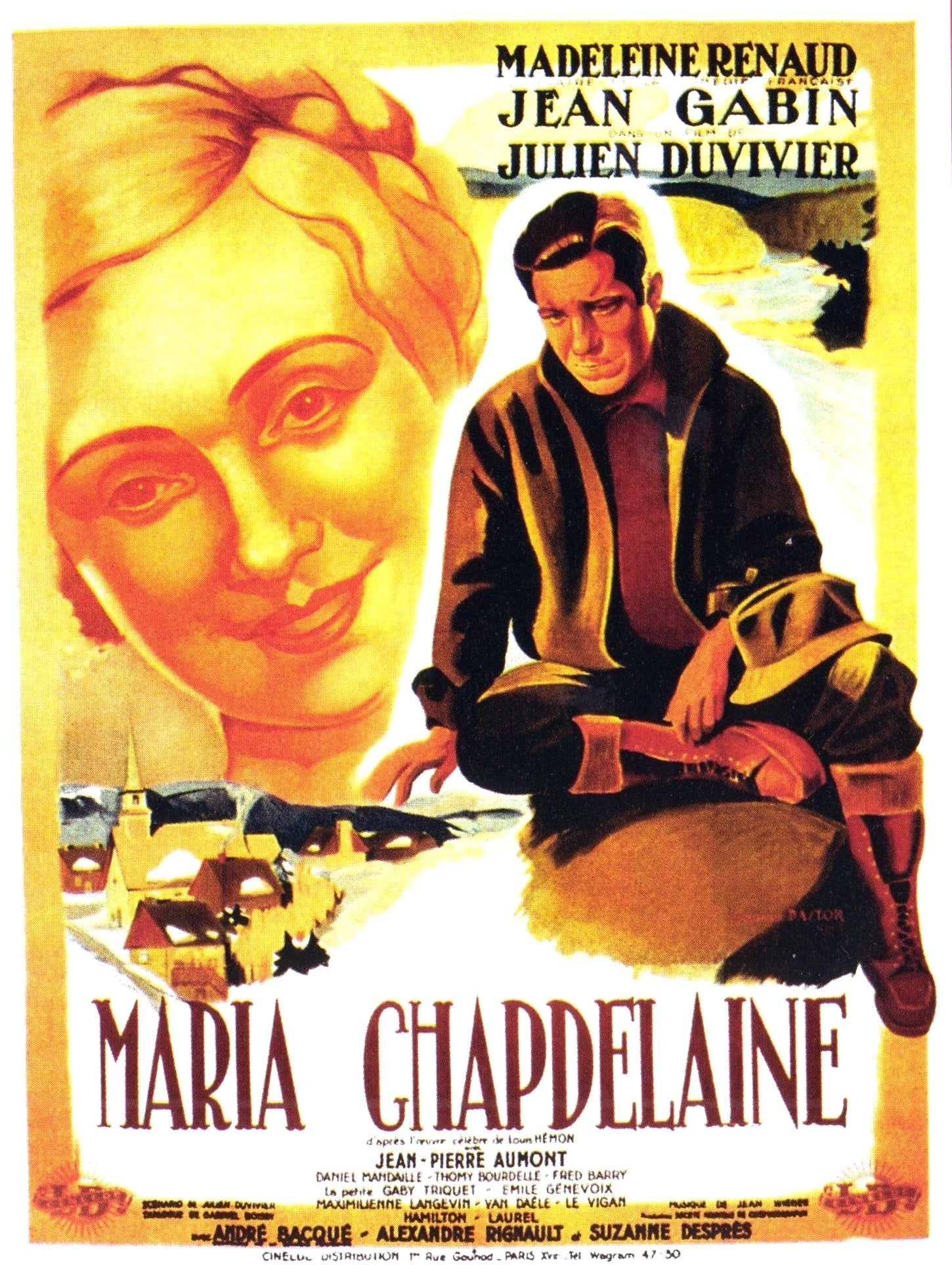 Maria Chapdelaine (1934)