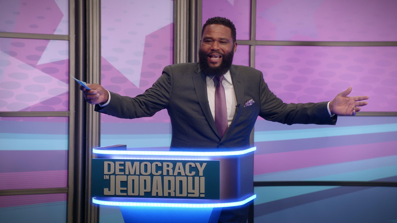 black-ish Season 7 :Episode 1  Election Special Pt. 1