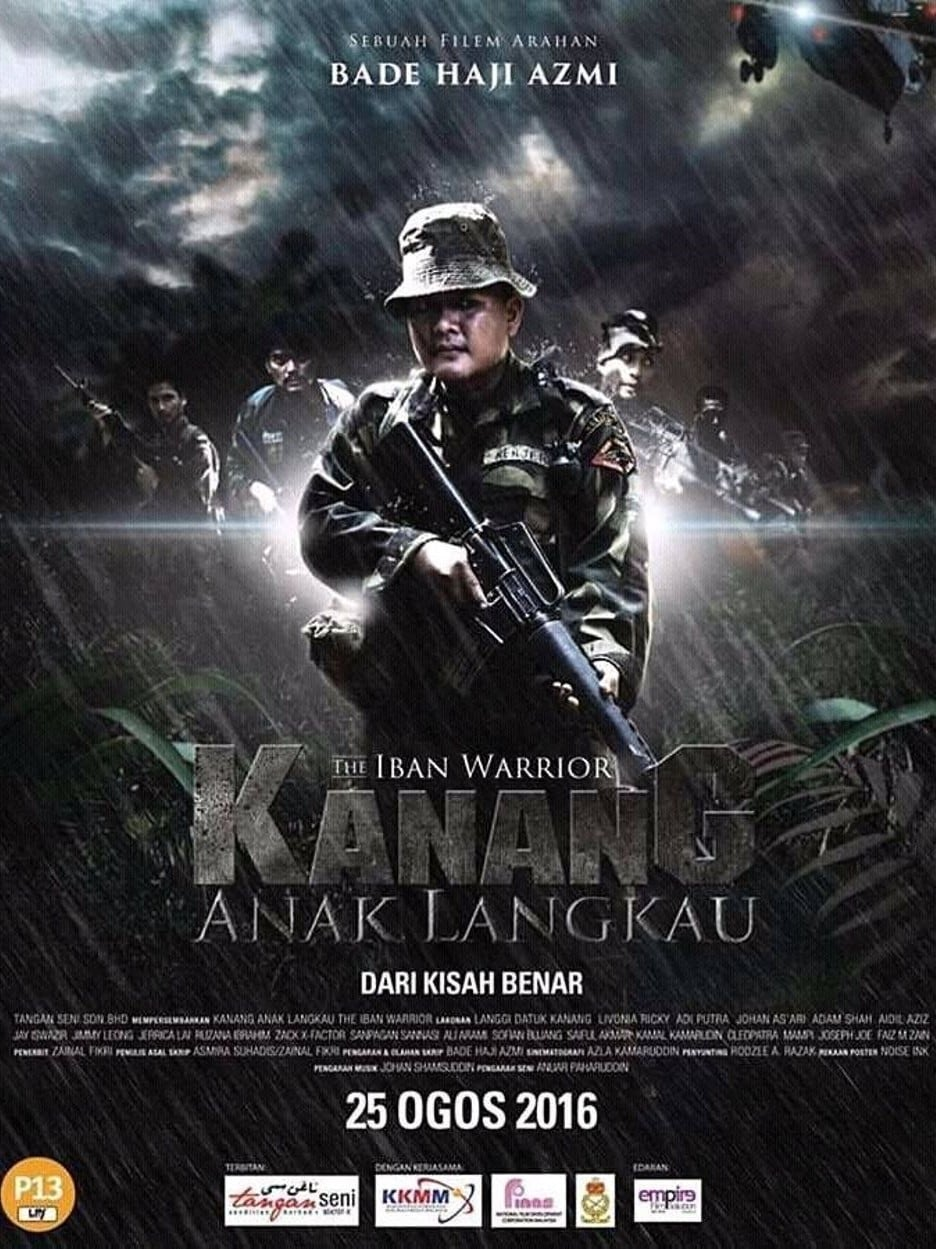Kanang Anak Langkau: The Iban Warrior (2017) - The Movie