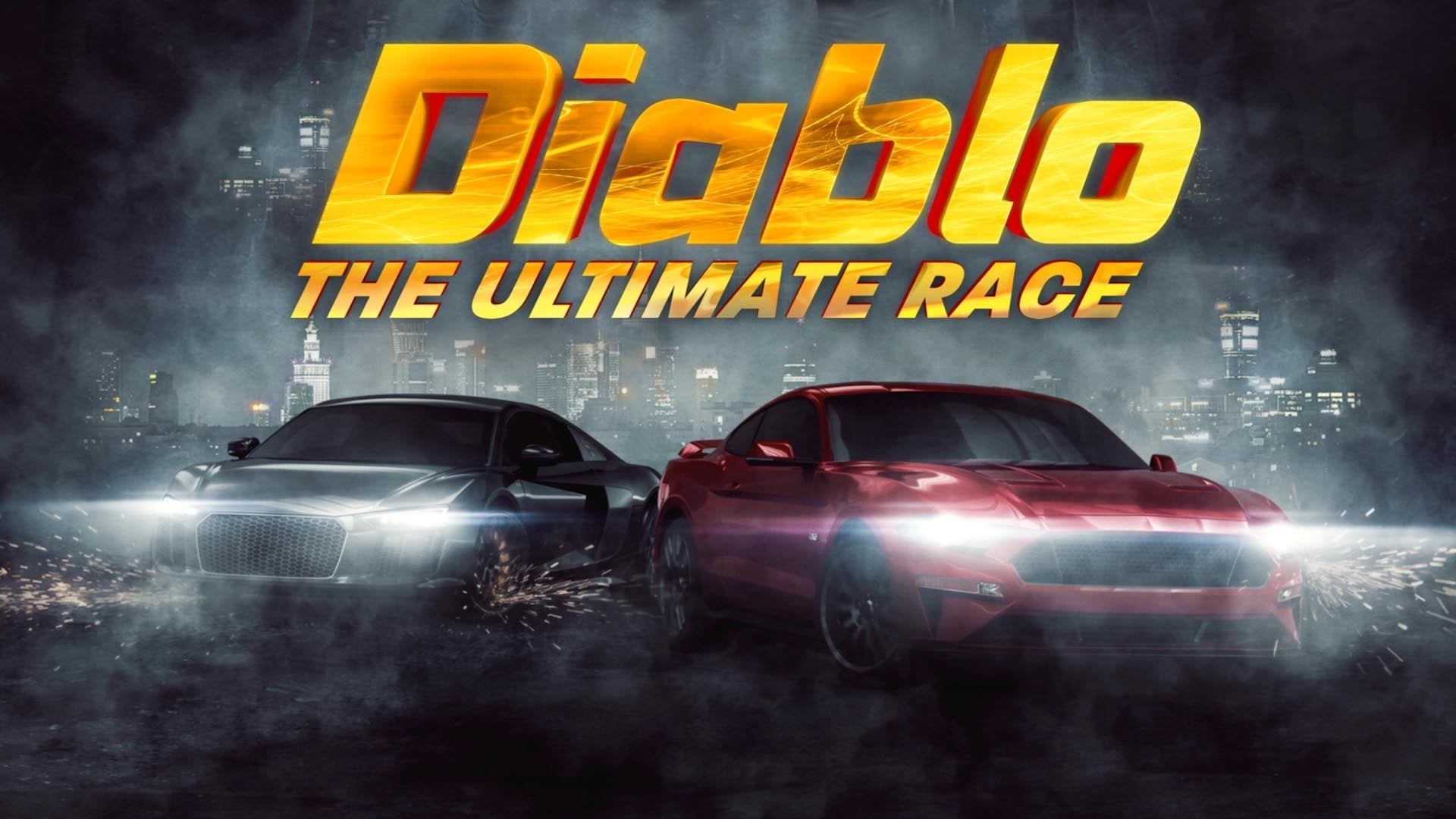 Diablo The ultimate race