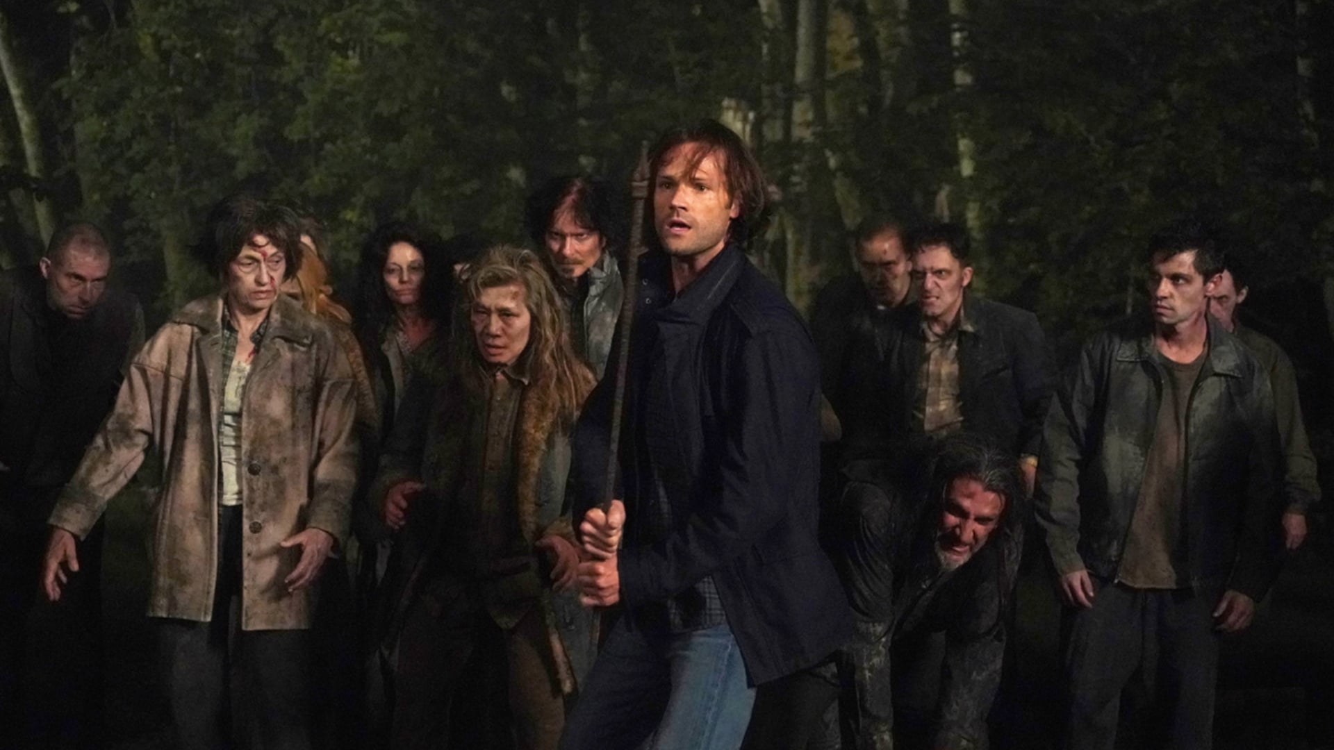 Supernatural Season 15 :Episode 1  Back and to the Future