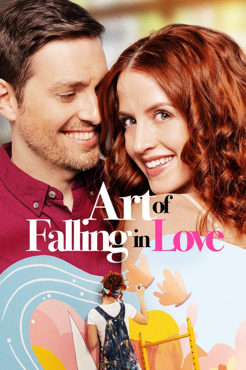 L\'Art De Tomber Amoureux - The Art Of Falling In Love - 2020