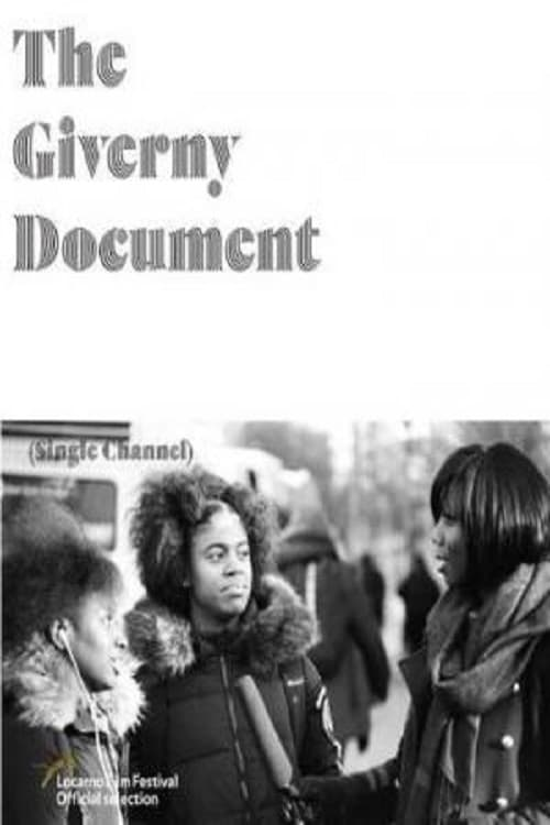 The Giverny Document (Single Channel) (2019)
