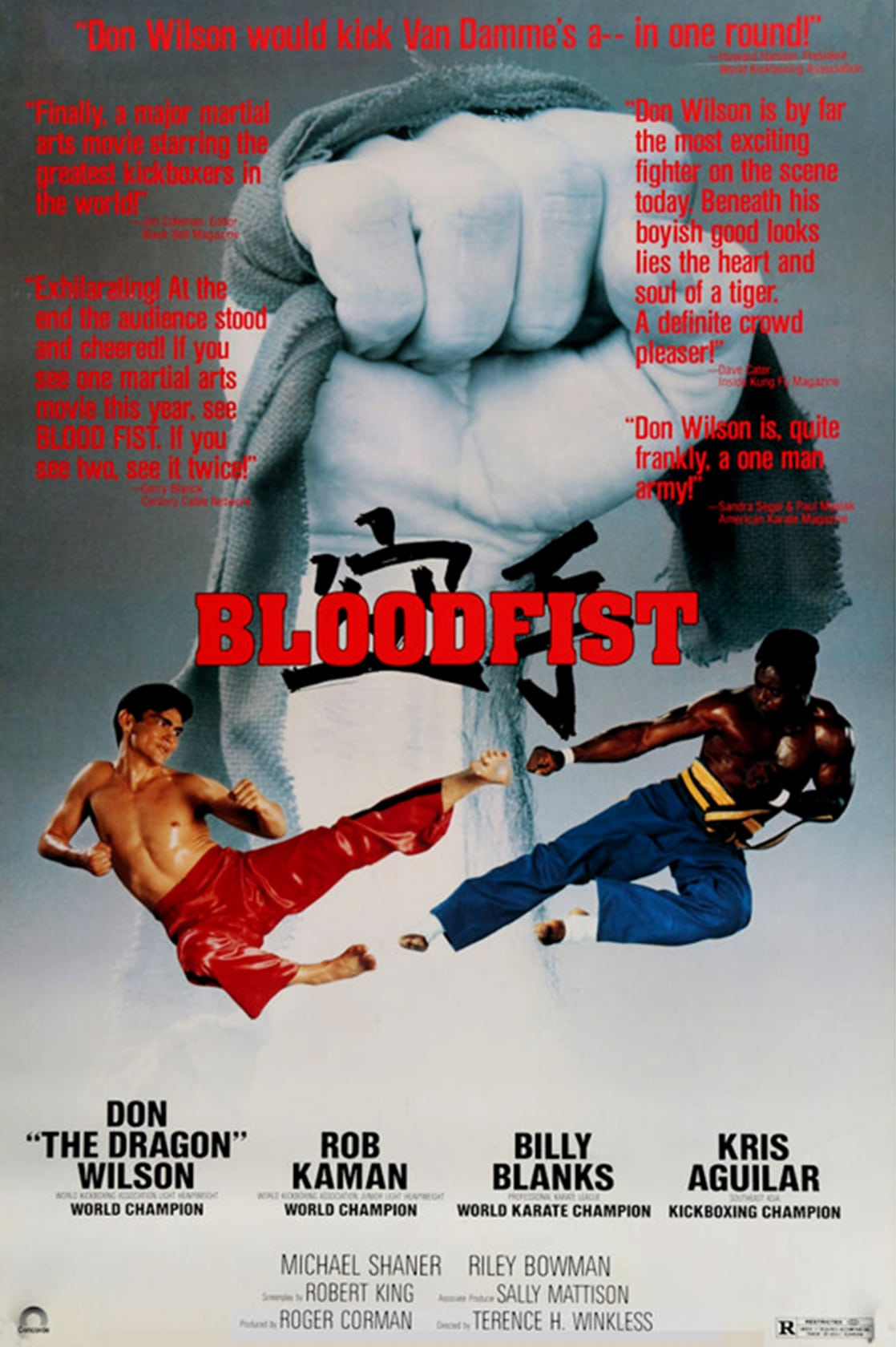 Bloodfist on FREECABLE TV