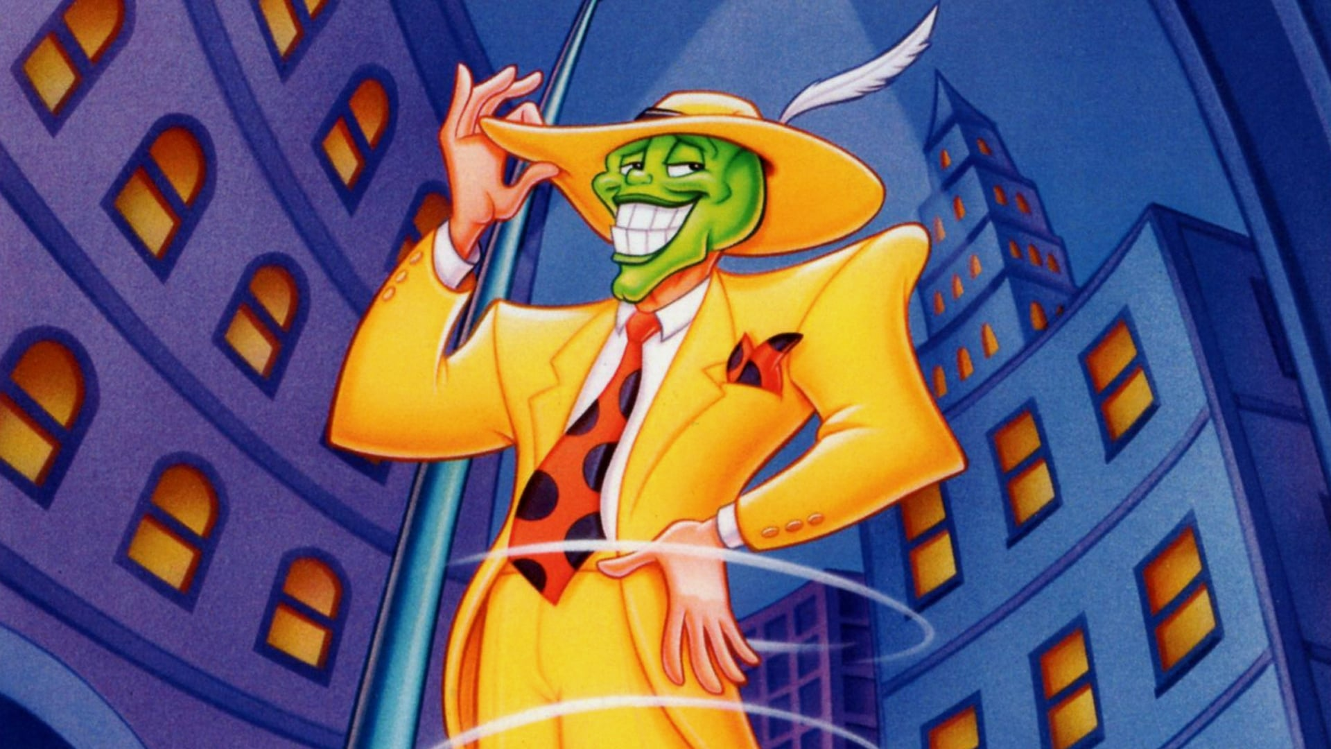 The Mask - 90s Cartoons