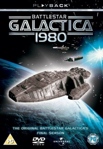 Galactica 1980 Season 1