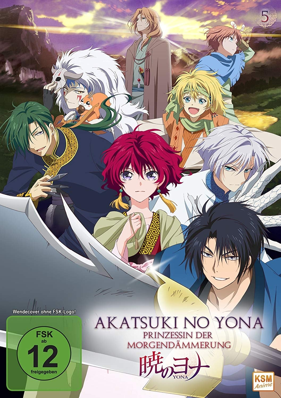 Akatsuki no Yona Poster