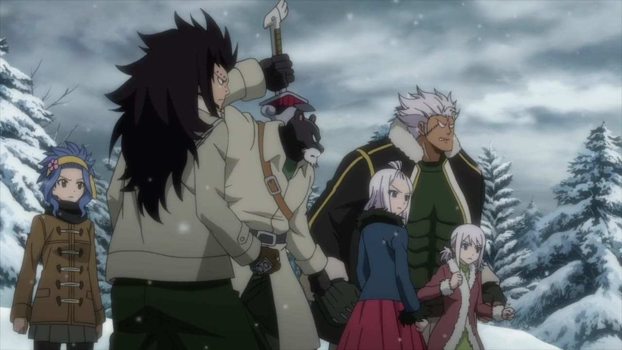 Fairy Tail Season 8 :Episode 23  Historia of Corpses