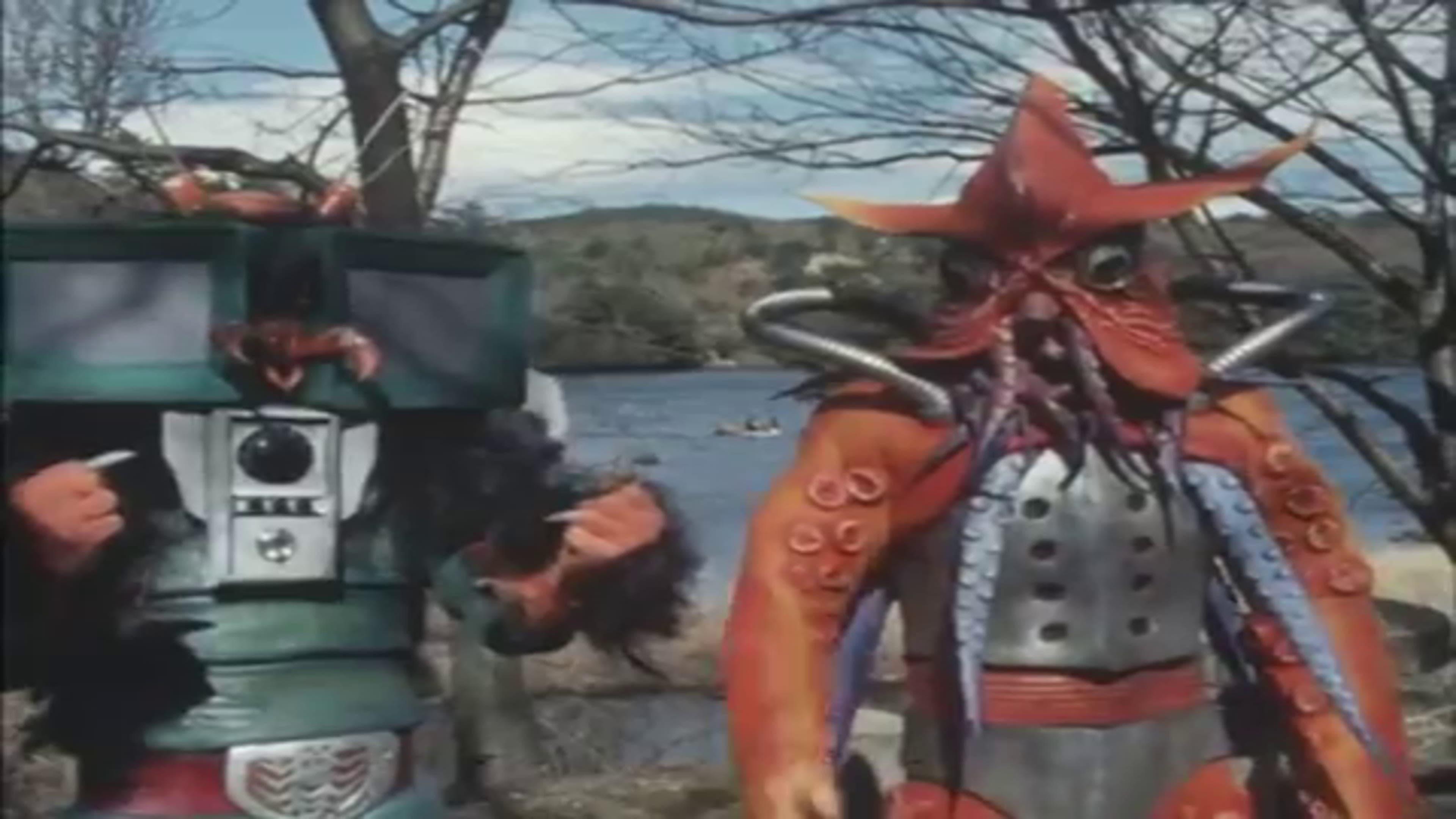 Kamen Rider Season 2 :Episode 4  V3's 26 Secrets!?