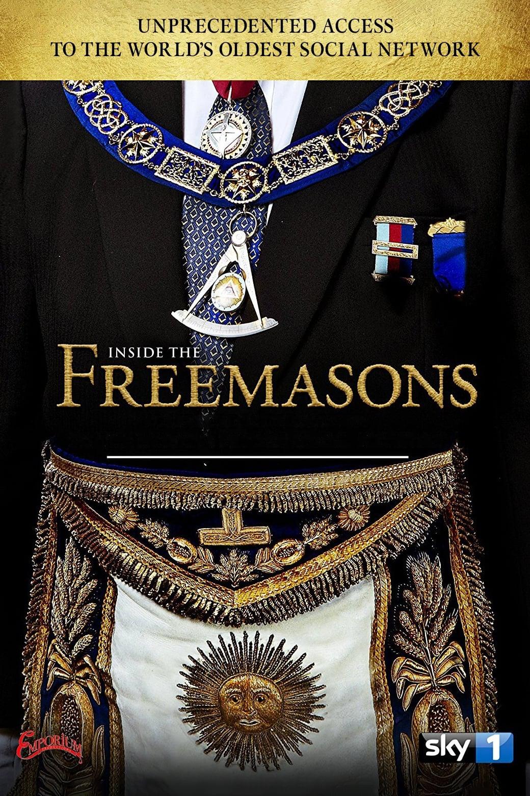 Maçonaria: Segredos Revelados 1ª Temporada poster, capa, cartaz