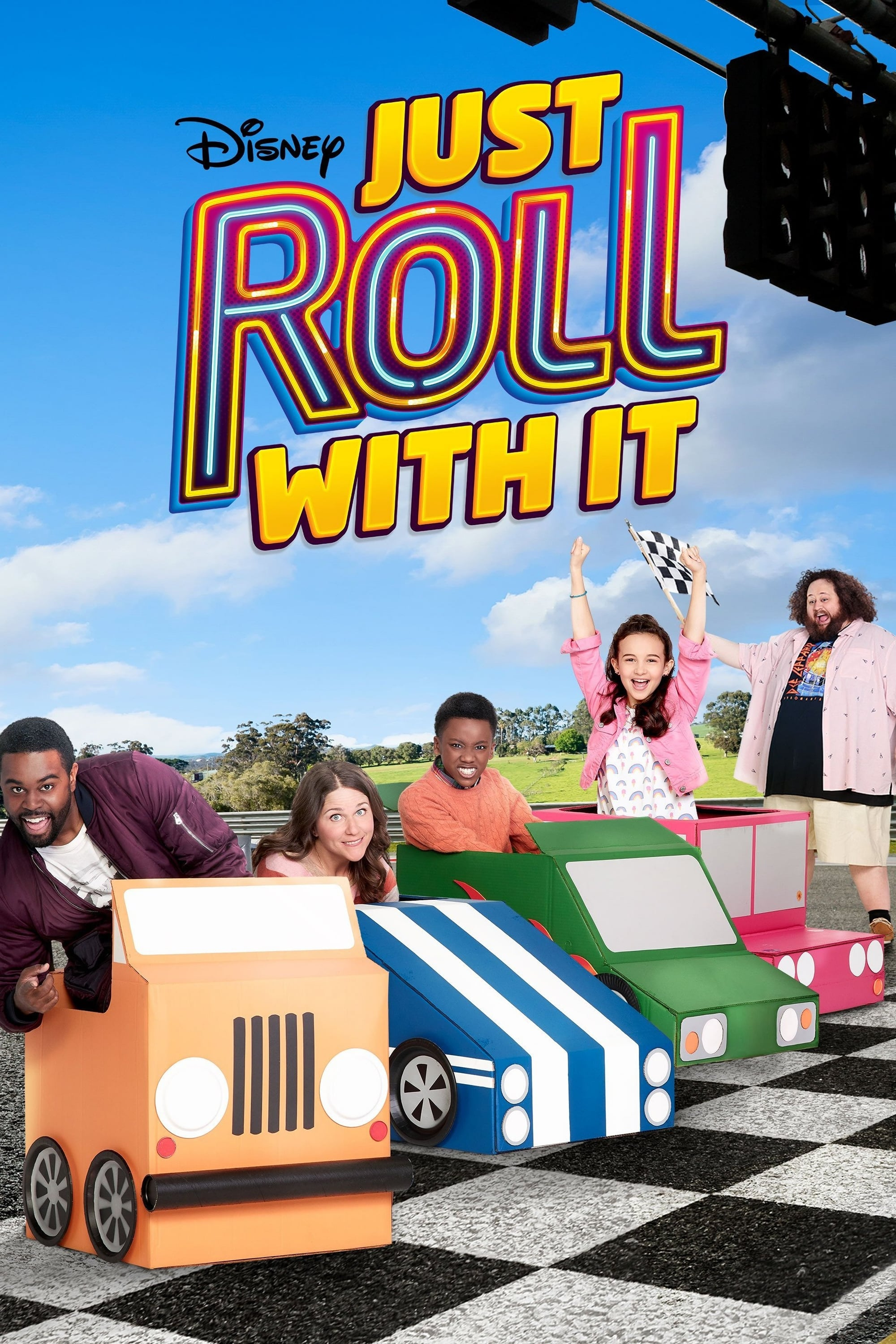 Just Roll With It TV Shows About Sitcom
