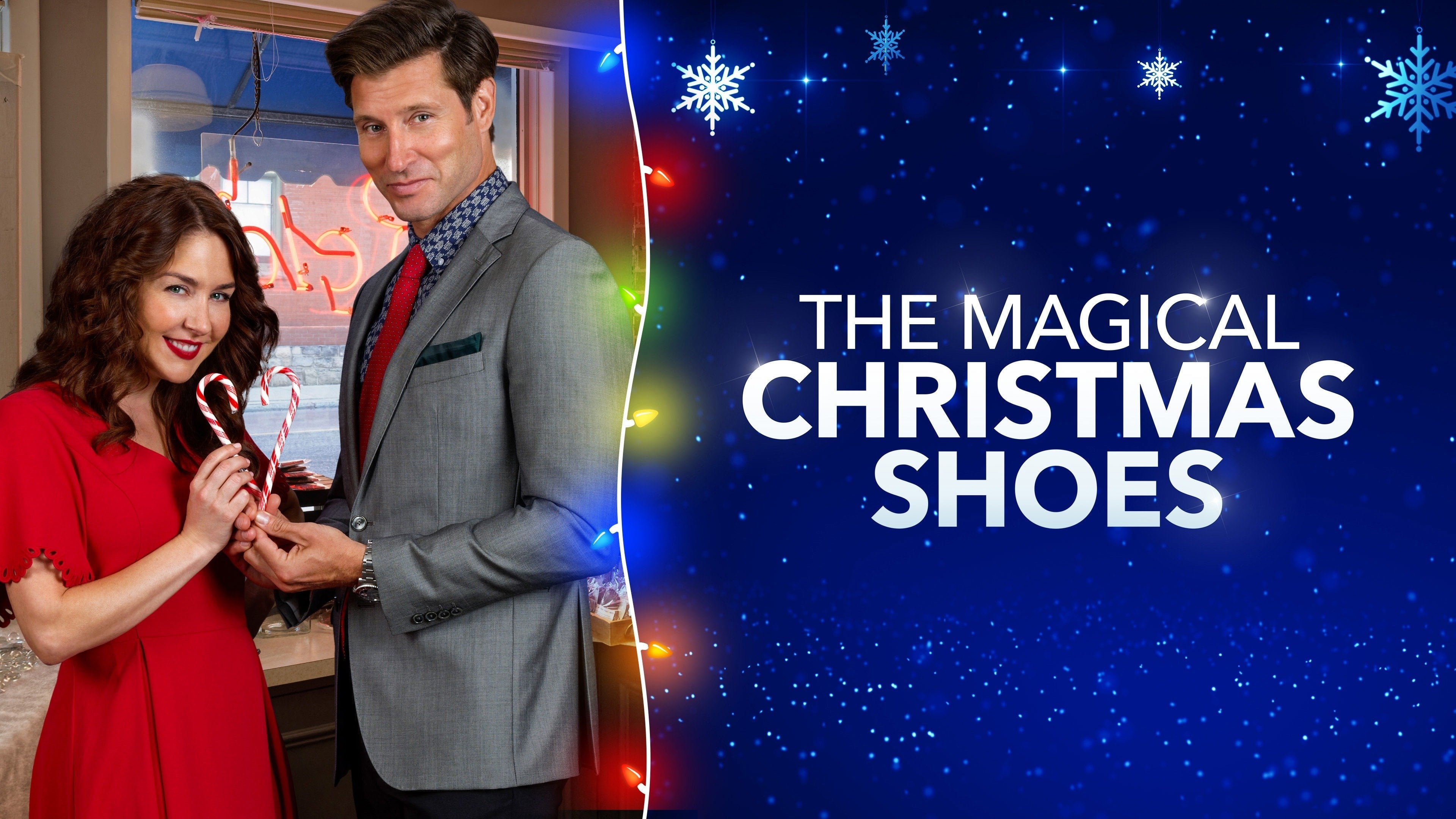 The Magical Christmas Shoes