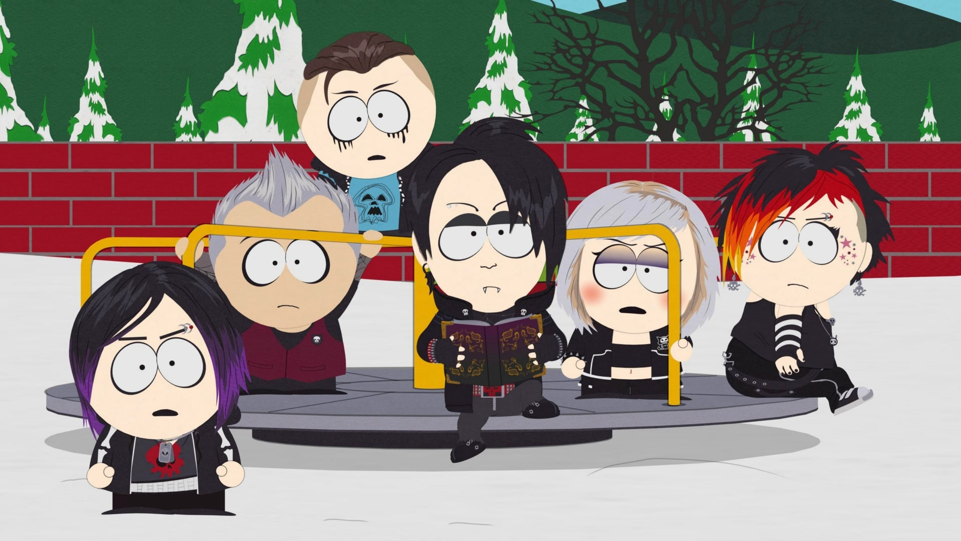 South Park Season 12 :Episode 14  The Ungroundable