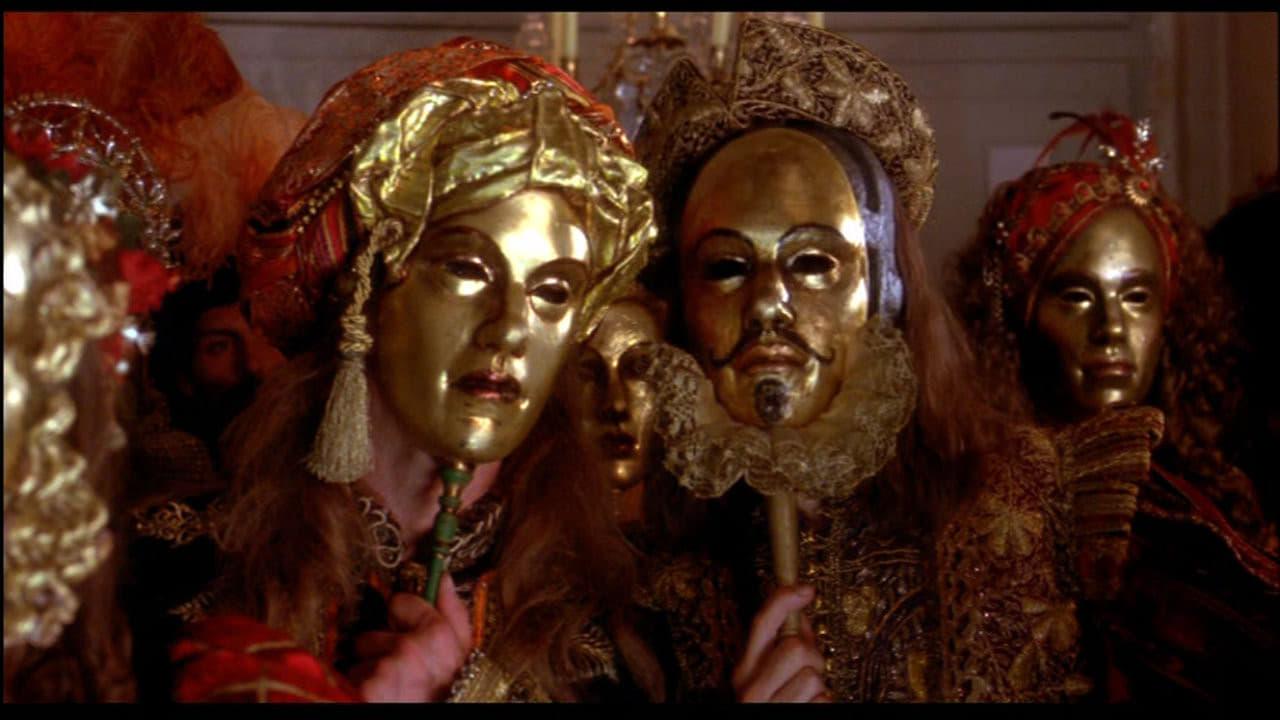 en la pelicula el hombre de la mascara de hierro: