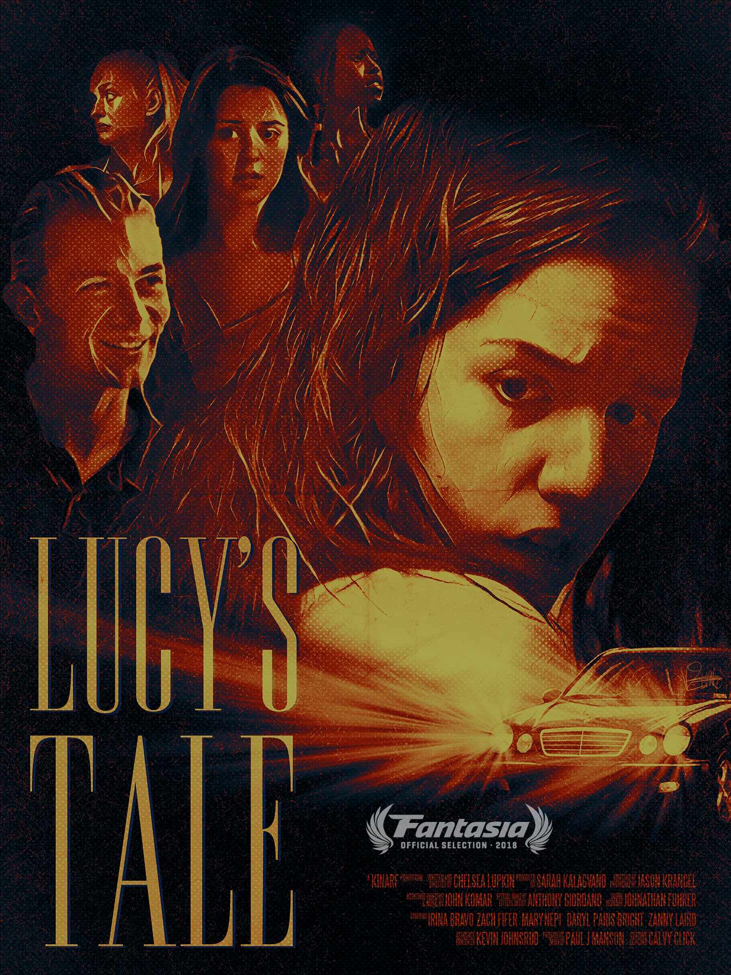 Lucy's Tale (2018)