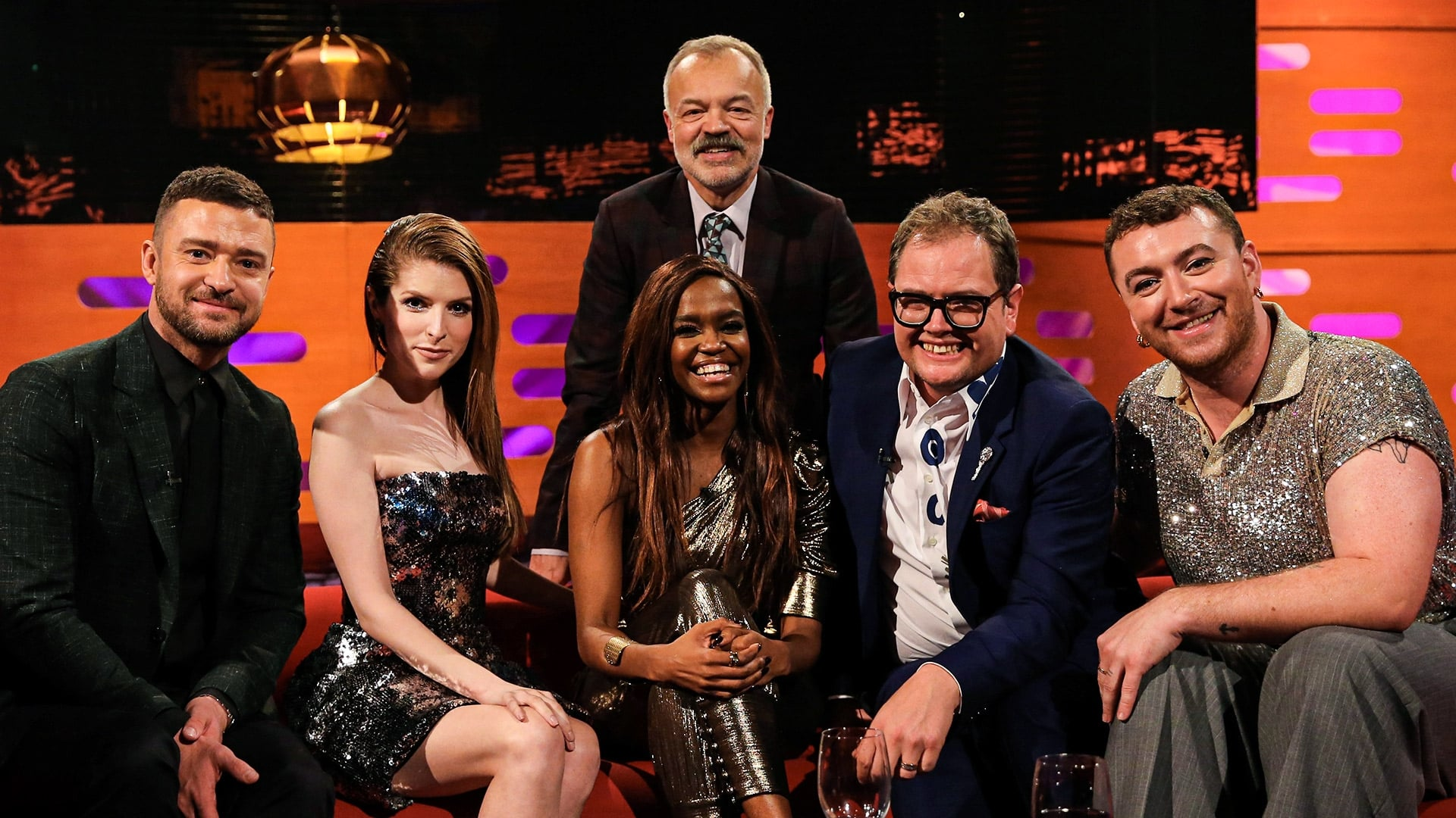 The Graham Norton Show Season 26 :Episode 18  Justin Timberlake, Anna Kendrick, Oti Mabuse, Alan Carr, Sam Smith