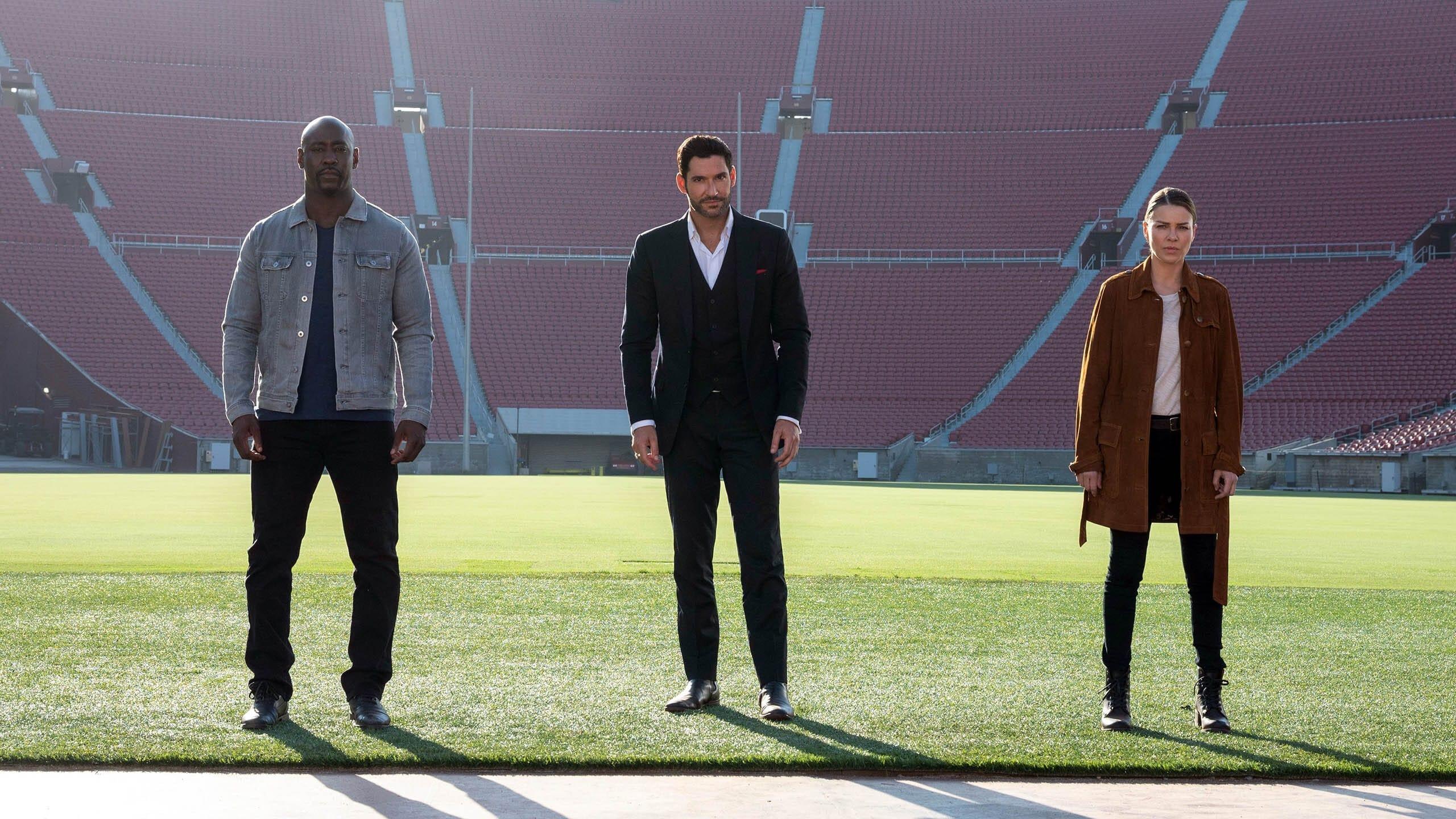 Lucifer Season 5 :Episode 16  A Chance at a Happy Ending
